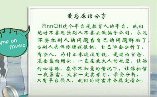 Finnciti-CEO
